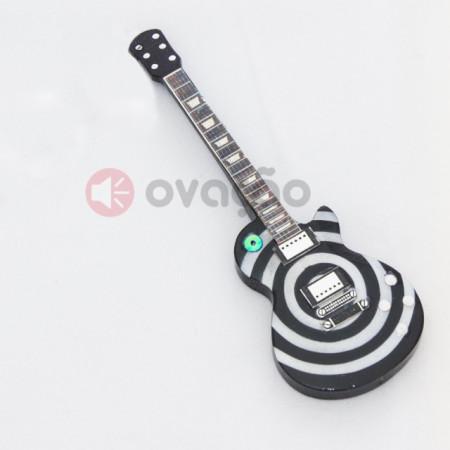 Imagens Iman Guitarra Zakk Wylde - Black label Society