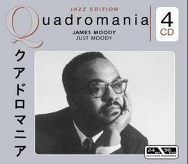 James Moody - Just Moody (4 CD) images
