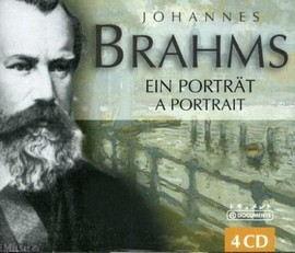 Johannes Brahms - A Portrait  (4CD) images