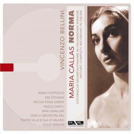 Imagens Maria Callas - Norma (3CD)