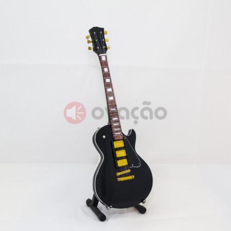 Mini-Guitarra ESP Black - James Hetfield - Metallica images