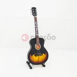 Imagens Mini-Guitarra Gibson Acoustic - Johnny Cash