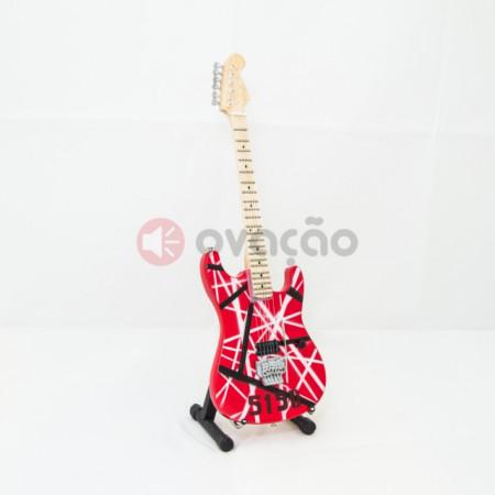 Imagens Mini-Guitarra Kramer Baretta - Eddie Van Hallen - Van Hallen