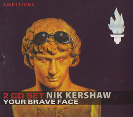 Nik Kershaw - Your Brave Face (2CD) images