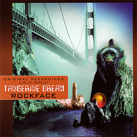 Tangerine Dream: Rockface - Live at Berkley  (2CD) images