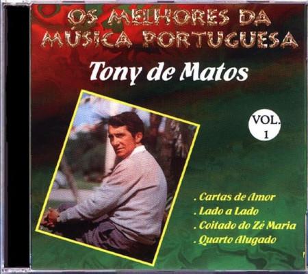 Imagens Tony de Matos - Recordando Vol.1