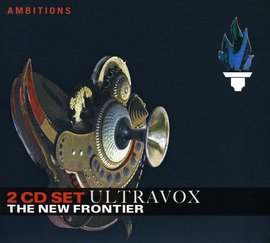 Imagens Ultravox - The New Frontier (2CD)