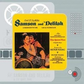 Imagens Victor Young - Samson And Delilah