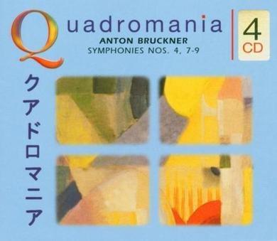 Imagens Anton Bruckner - Symphonies (4CD)