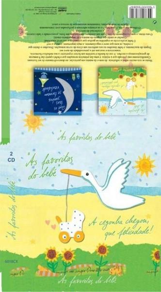 Imagens As Favoritas do Bebé (2CD)