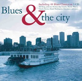 Imagens Blues & The City (3CD)