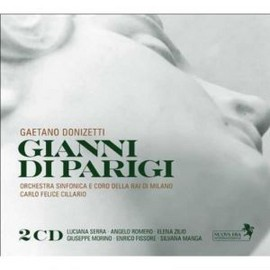 Caetano Donizetti - Gianni di Parigi (2CD) images