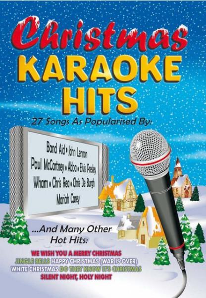 Christmas Karaoke Hits images