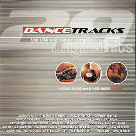Imagens Dance Tracks - The Ultimate Dance Compilation (Duplo)