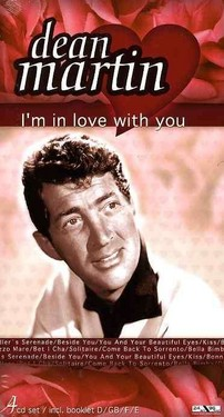 Dean Martin - I'm In Love With You (4 CD) imágenes