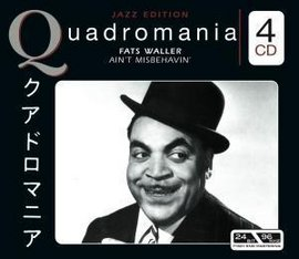 Fats Waller - Ain't Misbehavin'  (4 CD) images