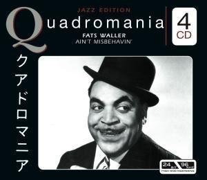 Imagens Fats Waller - Ain't Misbehavin'  (4 CD)