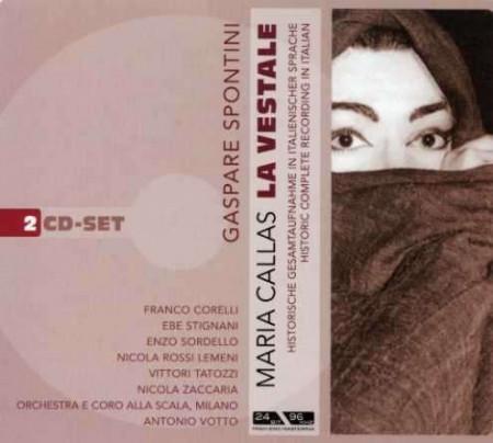 Gasparo Spontini - Maria Callas: La Vestale  (2CD) images