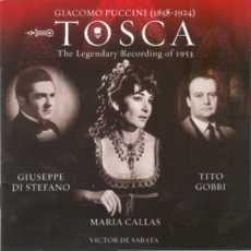 Imagens Giacomo Puccini - Tosca (Maria Callas, Di Stefano, Scarpia) (2CD)