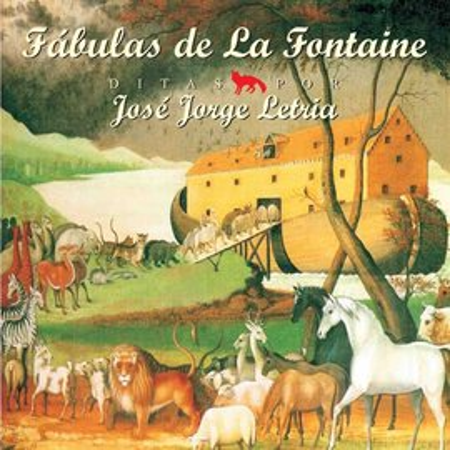 Imagens José Jorge Letria - Fábulas de La Fontaine