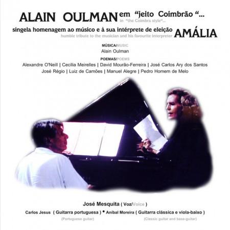 José Mesquita - Alain Oulman em Jeito Coimbrão images