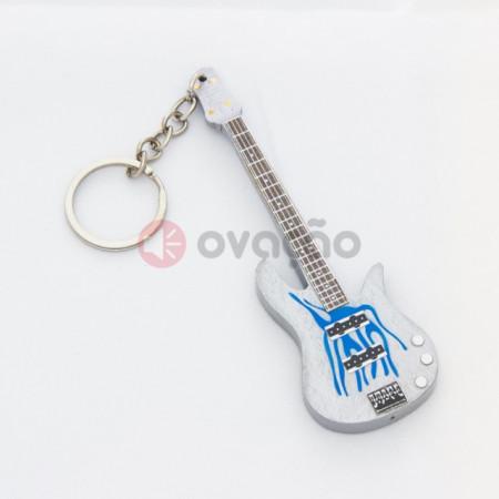 Imagens Porta-Chaves Guitarra Robert Trujillo - Metallica