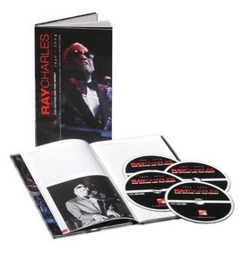 Imagens Ray Charles - Can Anyone Ask for More? (4CD)