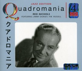 Imagens Red Nichols - Featuring Jimmy Dorsey & Pee Wee Russell (4CD)