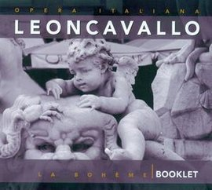 Ruggero Leoncavallo - La Boheme (2CD) images