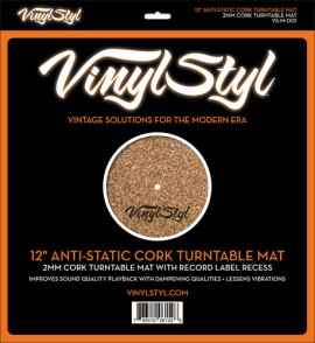Tapete de cortiça antiestático Vinyl Styl images