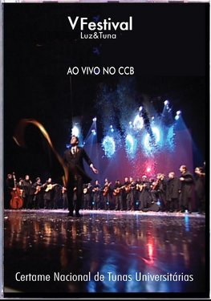 Imagens V Festival Luz & Tuna - Ao Vivo CCB (DVD)