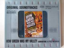 Imagens Alfred Newman - How Green Was My Valley