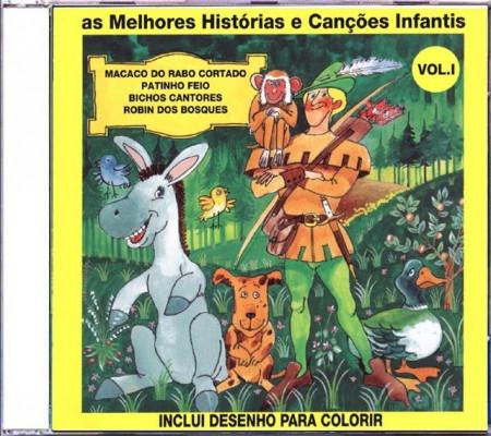 Imagens As Melhores Histórias e Canções Infantis Vol. 1