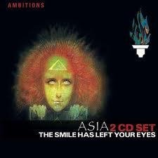 Asia - The Smile Has Left Your Eyes (2CD) images