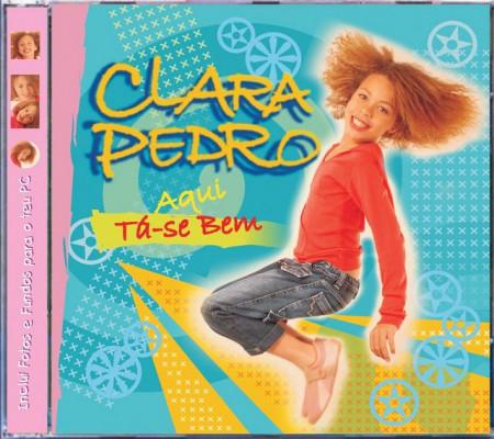 Imagens Clara Pedro - Aqui Tá-se Bem