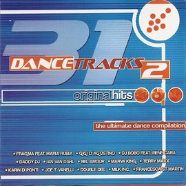 Imagens Dance Tracks 2 - The Ultimate Dance Compilation (Duplo)