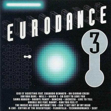 Imagens Euro Dance 3 - Vários (Duplo)