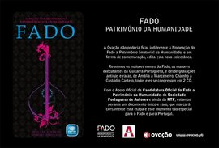 Fado - Património da Humanidade Vol.1 (2CD) images