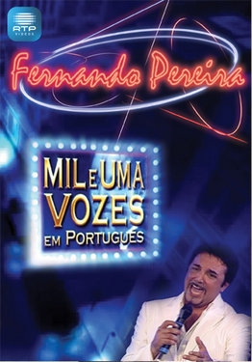 Imagens Fernando Pereira - Mil e Uma Vozes em Português (DVD)