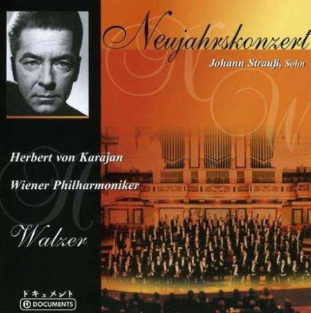 Herbert Von Karajan - Waltzes From The New Year Concert images