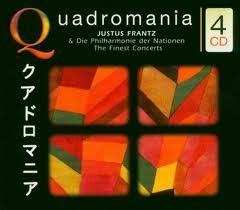 Imagens Justus Frantz - Finest Concerts (4CD)