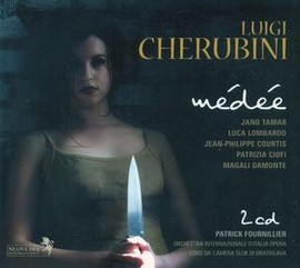 Imagens Luigi Cherubini - Medee (2CD)