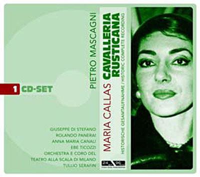 Imagens Maria Callas - Cavalleria Rusticana