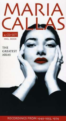 Imagens Maria Callas - Greatest Arias (4CD)