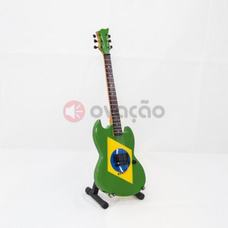 Imagens Mini-Guitarra Gibson SG - Max Cavalera - Soulfly