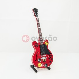 Imagens Mini-Guitarra Gibson SG335 - Alvin Lee - Ten Years Later