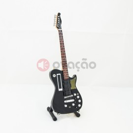 Imagens Mini-Guitarra Manson Work 007 - Matt Bellamy - Muse