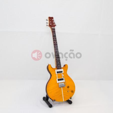 Imagens Mini-Guitarra PRSII - Carlos Santana