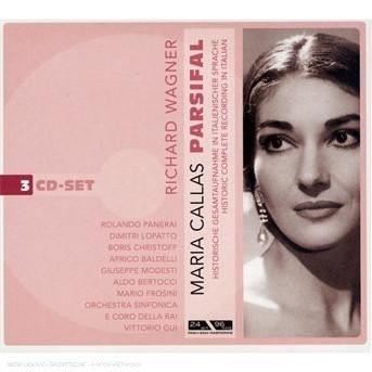 Richard Wagner - Maria Callas: Parsifal (3 CD) images