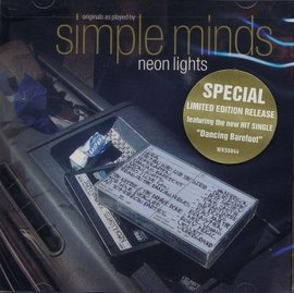 Imagens Simple Minds - Neon Lights